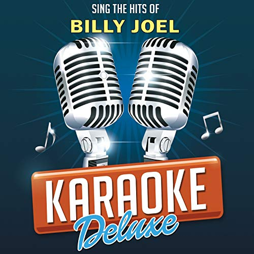 Man Karaoke Piano (Piano Man (Originally Performed By Billy Joel) [Karaoke Version])