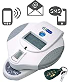 e-pill | MedSmart PLUS | MONITORED Automatic Pill Dispenser w/Patient Compliance Dashboard | 6 Doses Per Day | Missed Medication & Refill Notification, Early Dose button, High Capacity, Dose Count