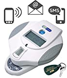 30 day automatic pill dispenser - MONITORED (will call if meds are missed.) Locked Automatic Pill Dispenser. e-pill MD2 PLUS MedSmart for Home or Institutional use. Dispense up to 6 times per day. Large Pill Capacity. FREE Remote MONITORING, Secure Lock & Loud Alarm.