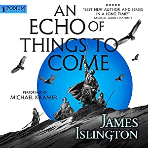 Download audiobook An Echo of Things to Come: The Licanius Trilogy, Book 2