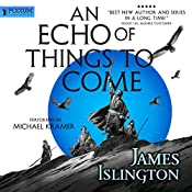 An Echo of Things to Come: The Licanius Trilogy, Book 2 | James Islington