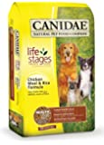CANIDAE All Life Stages Dog Food Made With Chicken Meal & Rice, 30 lbs
