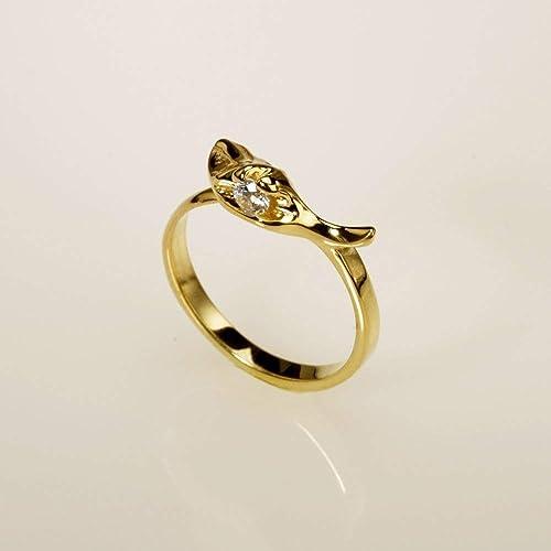 Amazon.com  Unique Women s Leaf Ring 764867224