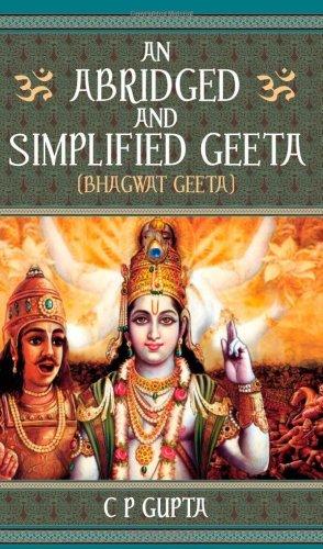 Best! An Abridged and Simplified Geeta (Bhagwat Geeta) RAR