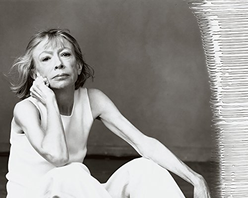 Joan Didion 8 x 10/8x10 GLOSSY Photo Picture