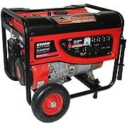 Smarter Tools ST-GP6500 Portable Gasoline Generator, 6500-watt