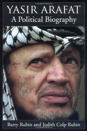 Yasir Arafat: A Political Biography pdf