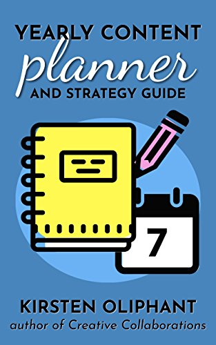 Yearly Content Planner and Strategy - Free Ebooks Education