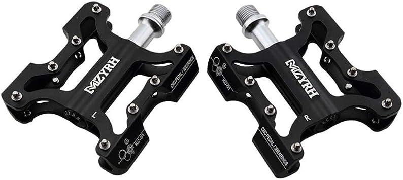 CKFG® Ligera AleacióN De Aluminio Pedales Bicicleta Ciclismo ...