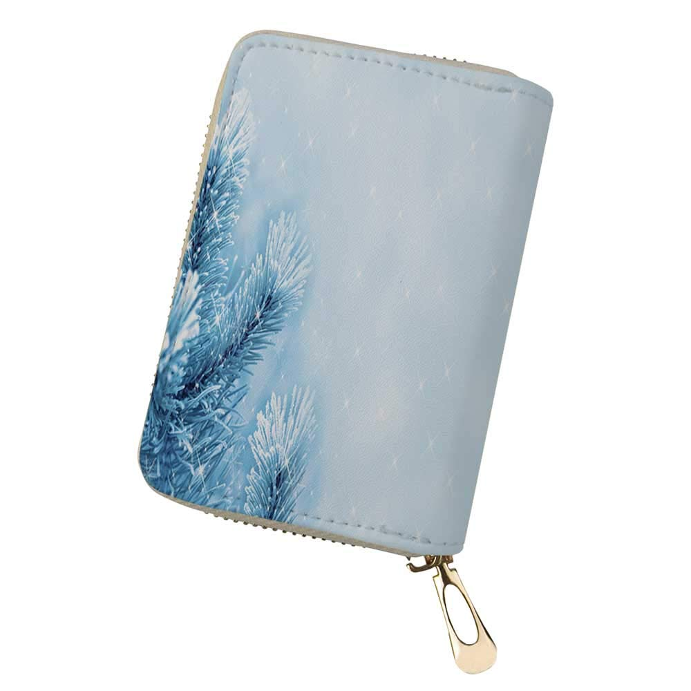 Credit Card Holder Wallets House in contructio for Ladies Girls//Gift Box