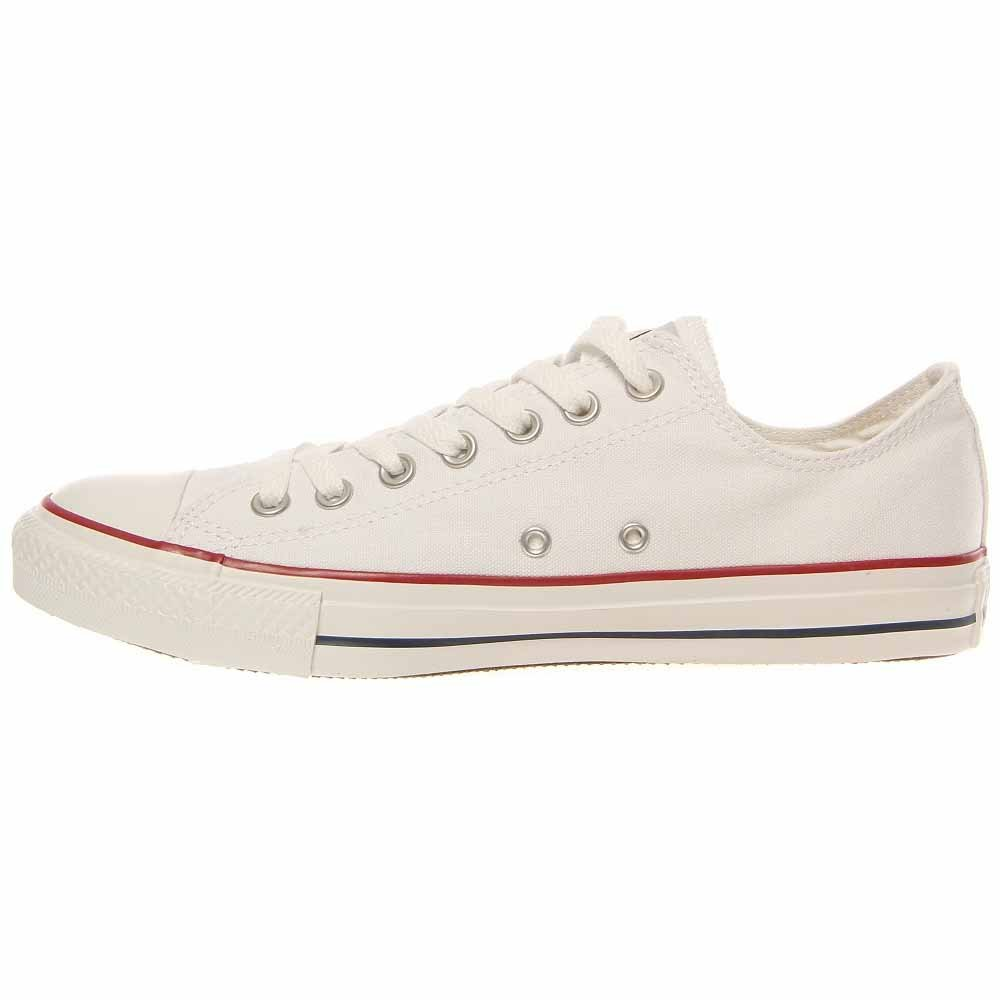 CONVERSE Chuck Ox, Taylor All Star Seasonal Ox, Chuck Unisex-Erwachsene Sneakers Optical Weiß cda00b