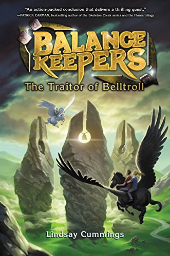 Read Online Balance Keepers, Book 3: The Traitor of Belltroll PDF