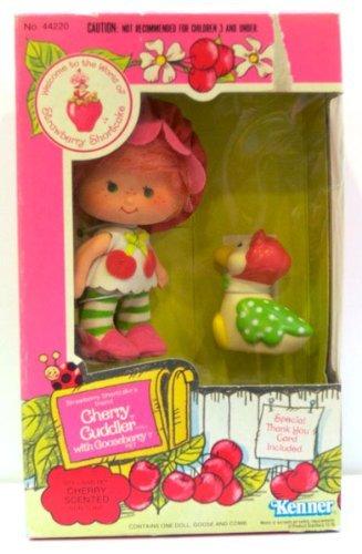 Cherry Cuddler Doll