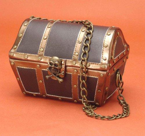 Adult Treasure Chest Pirate - 1