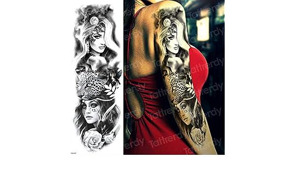 Handaxian 3 Piezas Tatuaje Desmontable Impermeable Tatuaje Robot ...