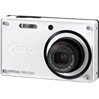 PENTAX digital camera Optio RS1000 27.5 mm megapixel 4 x optical OptioRS1000WHOPTIORS1000WH digital camera