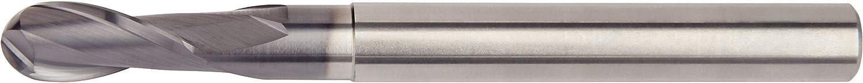 RH Cut Straight Shank JIS Carbide WIDIA Hanita 400105002T 4001 JJ HP Finishing End Mill 6 mm Shank Dia 2FL 5 mm Cutting Dia AlTiN Coating