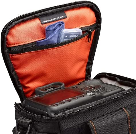 Case Logic Dcb306k Slr Kameratasche Holster Inkl Kamera