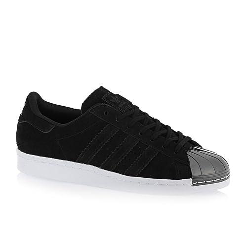 the best attitude 59c3e 70e6c Adidas Superstar 80s Metal Toe W Scarpa 7,0 black white  Amazon.it  Scarpe  e borse