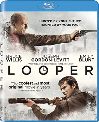 Looper [Blu-ray] (Ideal Dvd Copy)