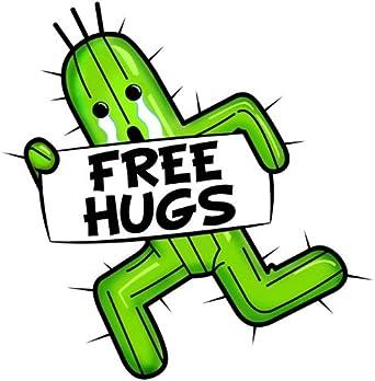 Okiwoki Body b/éb/é FFVII parodique Pampa Parodie Final Fantasy VII - FFVII Filles Rose Final Fantasy VII Free Hugs : Free Hugs :