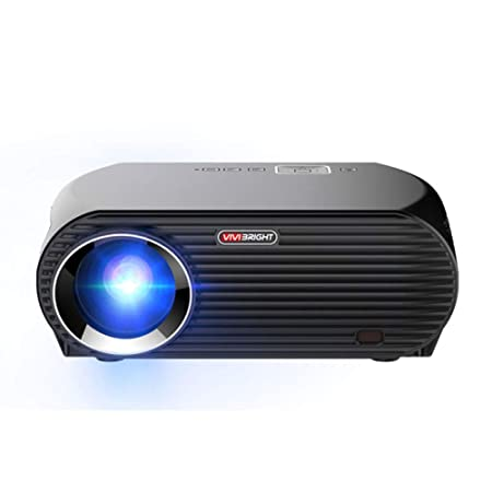 ZXGHS Video Proyector, La Casa En Miniatura LED Proyector Permite ...