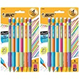 BIC Pencil Xtra Comfort( 42606), Thick Point (0.9 mm), 12-Count