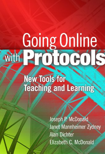 Download Going Online with Protocols: New Tools for Teaching and Learning Pdf