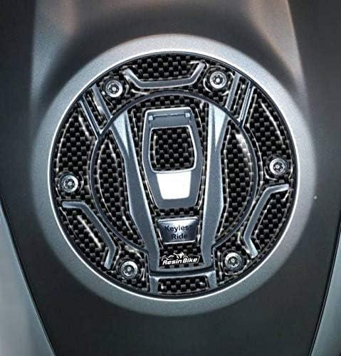 Adh/ésif 3D Protection Bouchon sans Cl/é Compatible avec BMW GS 2015-2019