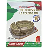 Cubicfun 3D Puzzle, The Roman Colosseum / Le Colisee, 131 Pc