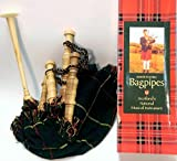 American Highlander Junior Playable Bagpipes for Kids