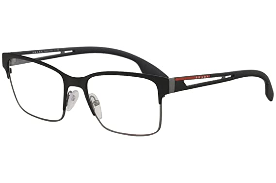 d5fcfdef72 Image Unavailable. Image not available for. Color  Prada Linea Rossa Unisex PS  55IV Eyeglasses 55mm