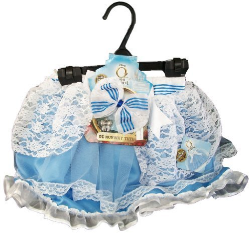Disney Oz the Great and Powerful China Doll Tutu fits size 4-6X (Oz The Great And Powerful China Doll)