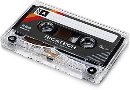 Cinta de cassette Ricatech CT60 de 60 minutos
