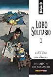 capa de Lobo Solitário - Volume 1