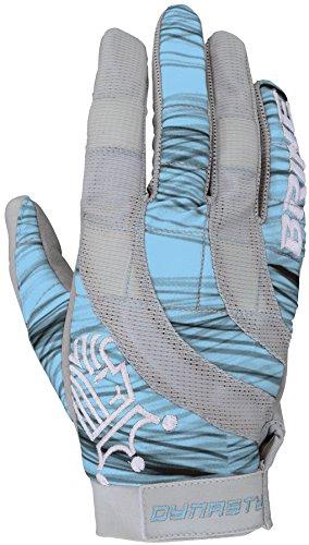 Brine Women's Dynasty Warm Weather Mesh Glove, Blue, (Dynasty Mesh)