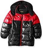 iXtreme Boys' Color Block Puffer with Patch