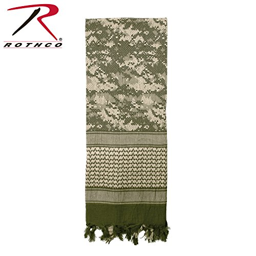 Rothco Shemagh Tactical Desert Scarf, AC