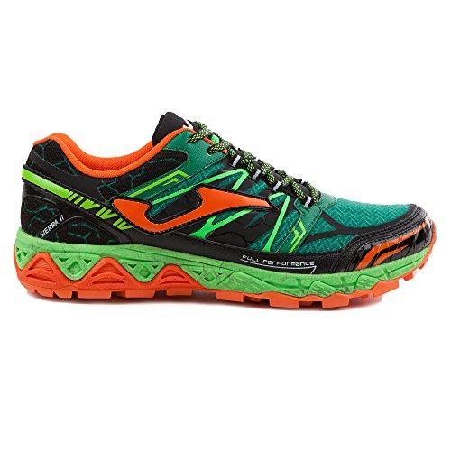 Joma - Zapatillas para correr en montaña de Material Sintético para hombre azul turquesa