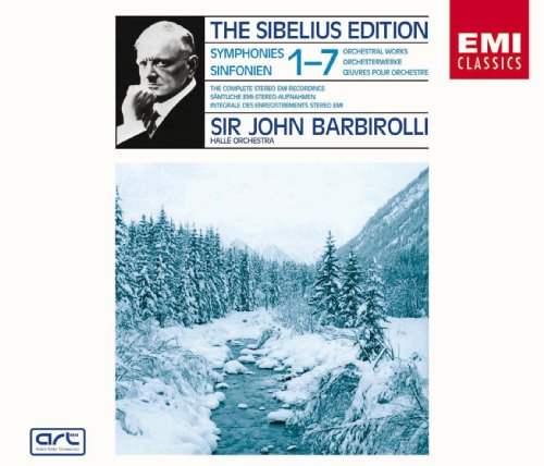 (Sibelius: Symphonies Nos. 1-7 ~ Barbirolli)