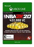 NBA 2K20: 450,000 VC 450,000 VC - [Xbox One Digital Code]: more info