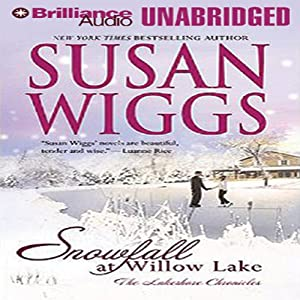 Snowfall at Willow Lake Audiobook