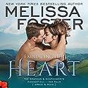 Embracing Her Heart: The Montgomerys, Book 1 Hörbuch von Melissa Foster Gesprochen von: Andi Arndt, Sebastian York