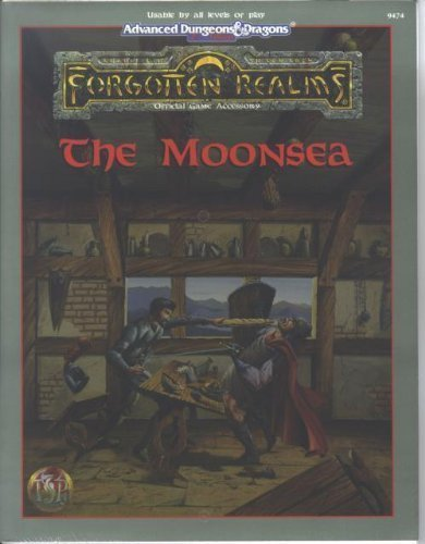 The Moonsea (Advanced Dungeons & Dragons: Forgotten Realms)