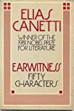 Earwitness: Fifty Characters (English and German Edition)