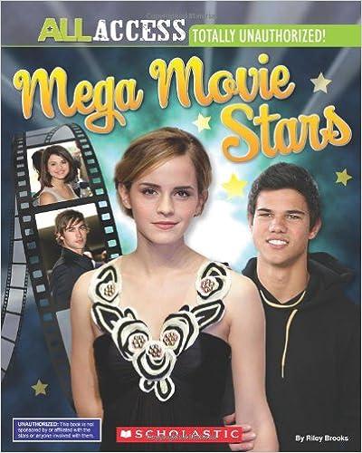Mega Movie Stars (All Access (Scholastic))
