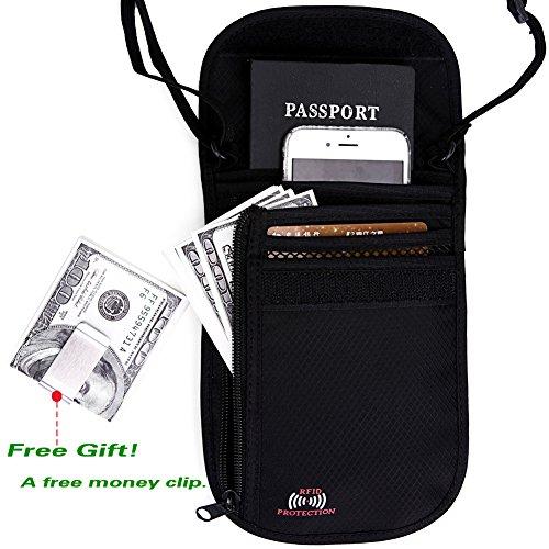 Passport Wallet - Passport Holder -