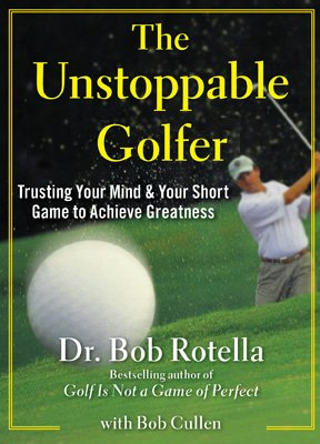 THE UNSTOPPABLE GOLFER - Book
