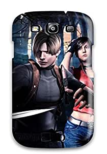 Barbauller MrAadGT9385CkmSe Case For Galaxy S3 With Nice Awesome Resident Evil By Ethaclane Dan Appearance by icecream design