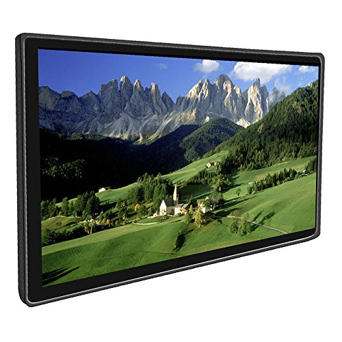 21'' HD LCD Screen Advertising Media Video Player - [Strong Metal Frame] - Compatible with SD card or USB 2.0 - Remote control Included by Playerman